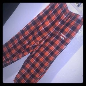 Broncos sleep pants